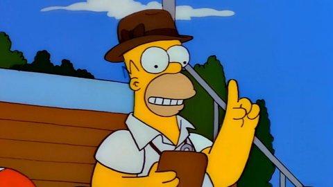 The simpsons s song 9 avsnitt 6 - Homer simpson nu ...
