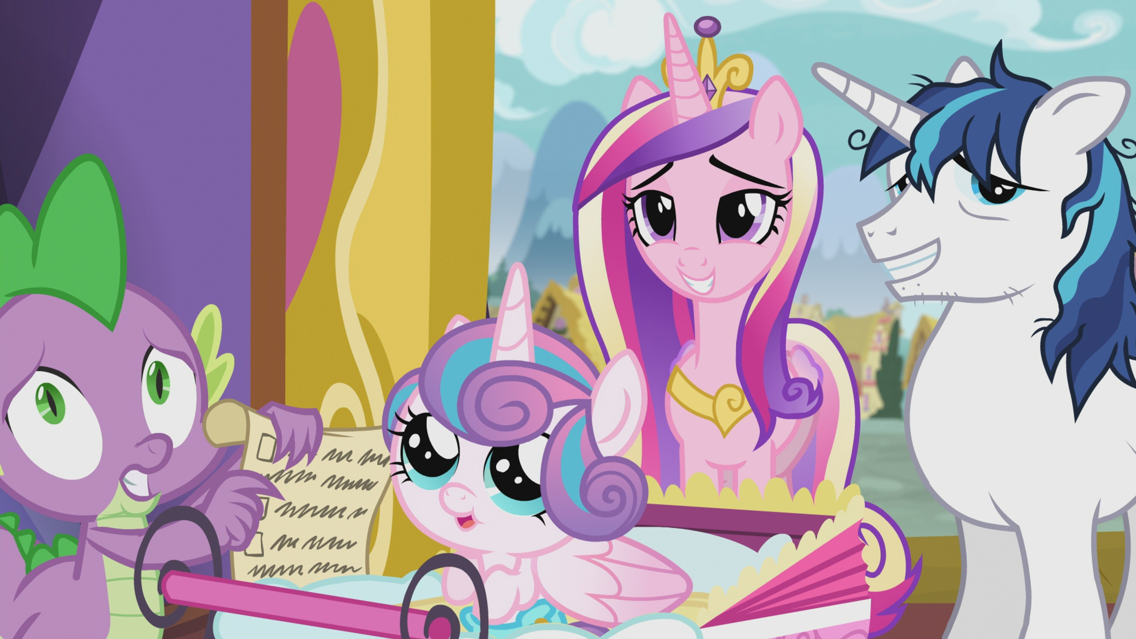 My little pony friendship is magic owlicious