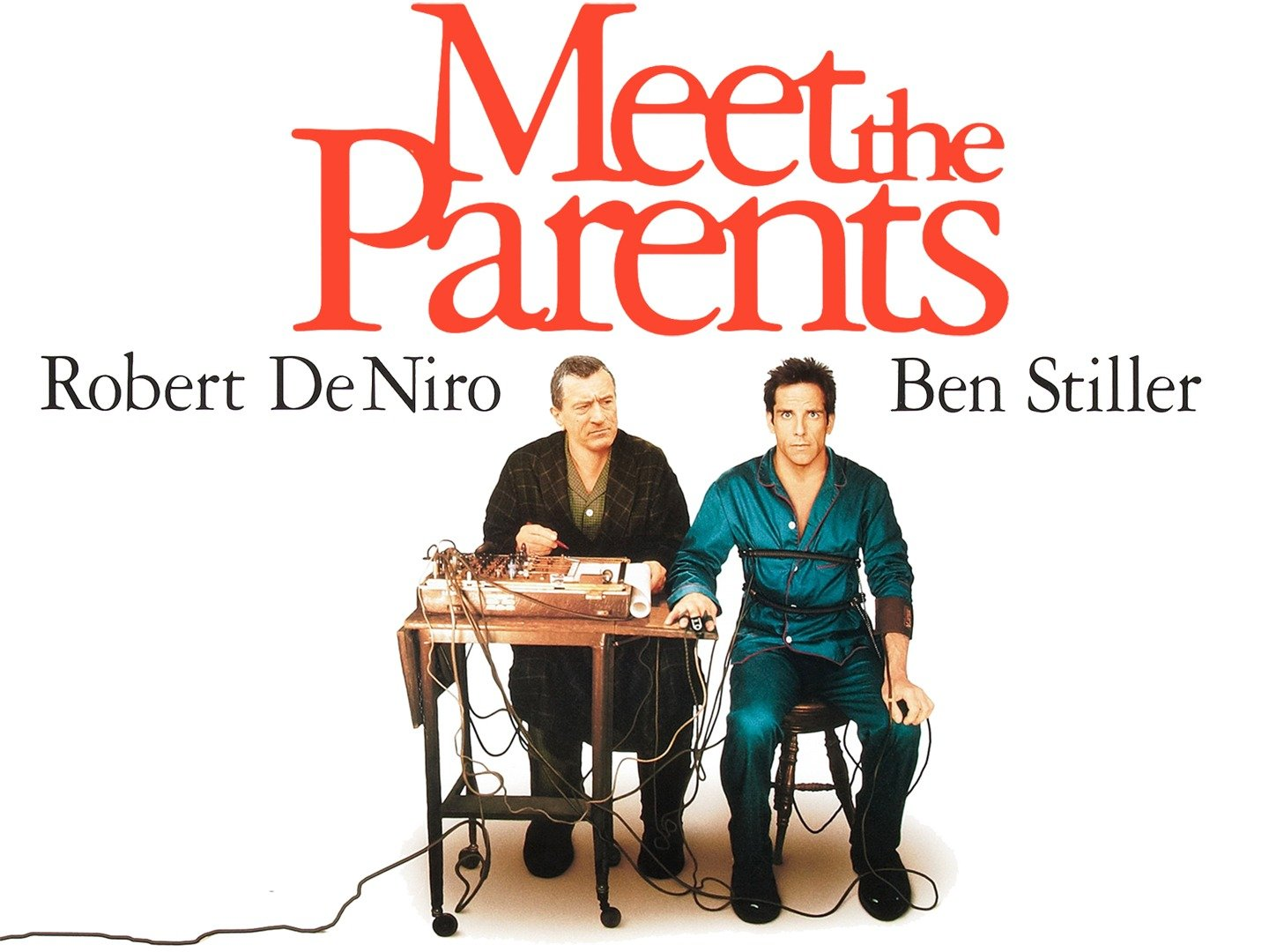 a review of the comedy meet the parents Both meet the parents and meet the fockers star ben stiller,  pairing  a serious dramatic actor with a comedian like ben stiller may.