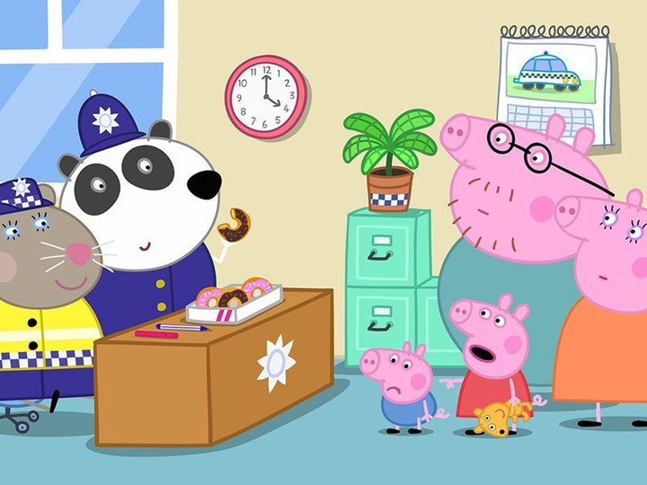 Peppa Pig On Tv Series 5 Episode 36 Channels And Schedules
