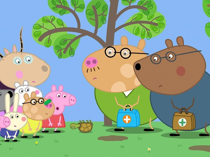 Peppa Pig On Tv Series 5 Episode 39 Channels And Schedules