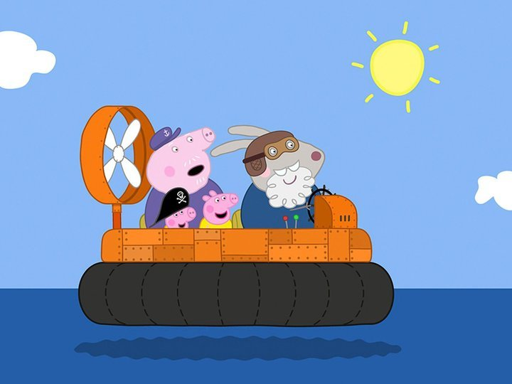 Peppa Pig On Tv Series 5 Episode 41 Channels And Schedules